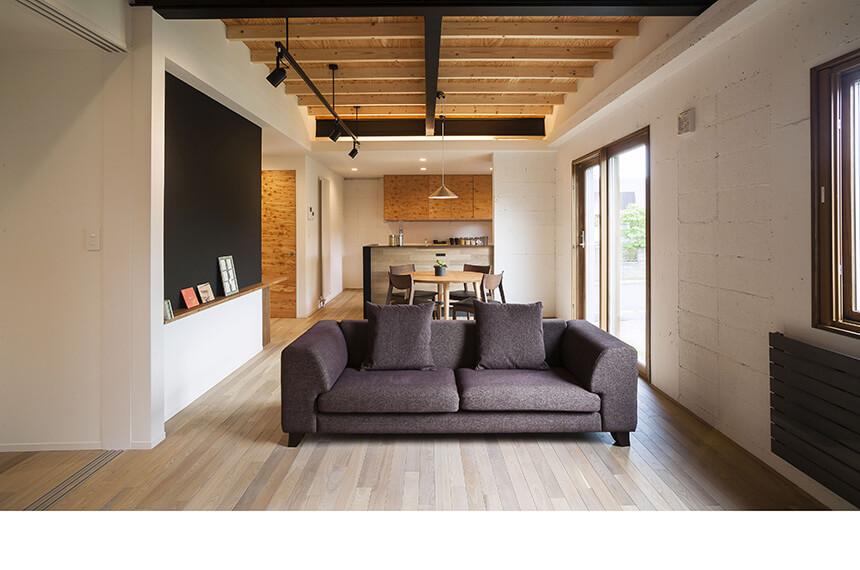 #05 ブロック住宅再生リノベーションⅡ