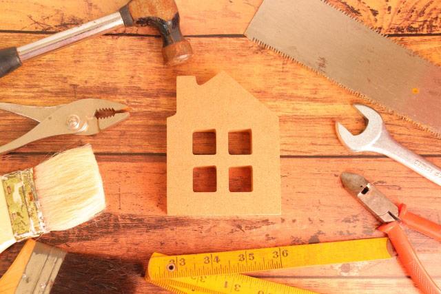 家のリフォームイメージ